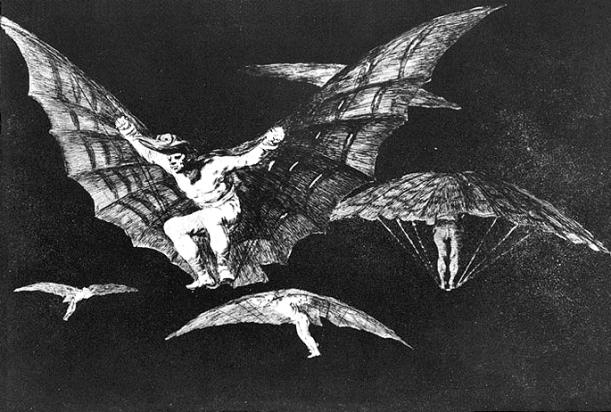 Goya a-way-of-flying-1823