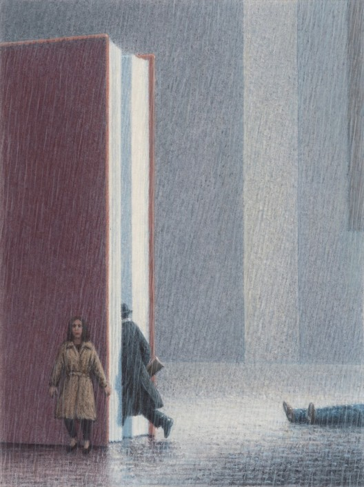 quint-buchholz-narrative-in-the-rain-2013