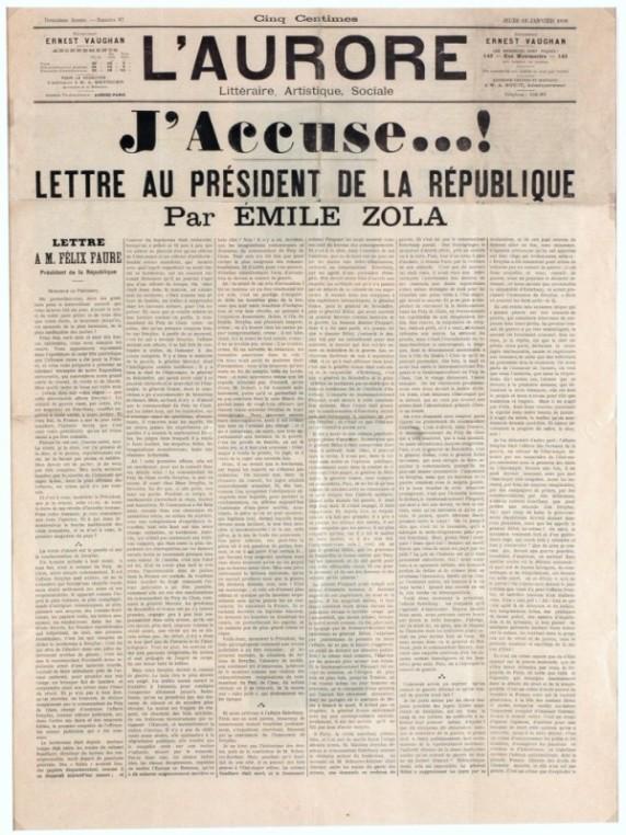 J'accuse...!,_page_de_couverture_du_journal_l'Aurore,_publiant_la_lettre_d'Emile_Zola_au_Président_de_la_République,_M._Félix_Faure_à_propos_de_l'Affaire_Dreyfus