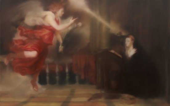 Annunciation after Titian, 1973 by Gerhard Richter