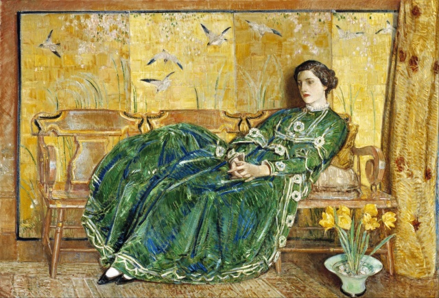 childe_hassam_-_april_-_the_green_gown_-_google_art_project